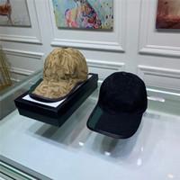 Marca letra bonés bola bordado bonés de beisebol outono chapéus de inverno de alta qualidade homens mulheres lazer tampas