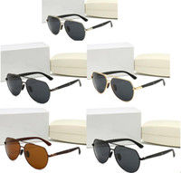 Dekoration Mode Sonnenbrillen Brillen für Reisen Square Übergroßen Vintage Trendy mit Riml Metal Frame