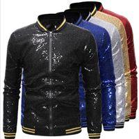 Hombres chaquetas otoño ropa de invierno ropa exterior caliente con capucha paneles de manga larga Sudadera con cremallera abrigo soporte collar cárdigan con estilo liso 0710