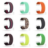 Naylon Spor Watch Band Fitbit Versa 2 / Versa Lite Nefes Yedek Bilezik Kayışı