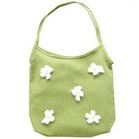 여성 신선한 인쇄 코듀로이 쇼핑 가방 저장 핸드백 재사용 Foldable 접이식 에코 식료품 totes 여성 캔버스 천으로 숄더 bag1