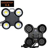 TOPTOP Stgae Işık 400 W COB LED Izleyiciler Işık Sıcak Beyaz 3200 K / Soğuk Beyaz 6500 K Su Geçirmez IP65 Lineer Dimmer Blinder Işık Freeshipping