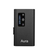 Aura 초본 기화기 키트 2200mAh 배터리 베이킹 vape 펜 세라믹 챔버 전자 담배 모드 키트 흡연 마른 허브 vapes