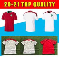 2020 أوروبي المغرب لكرة القدم الفانيلة 20 21 مايلوت دي القدم زييك بوتايب كاميسيتا دي فوتبول بوصوفة الحمدي لكرة القدم قميص