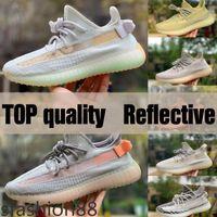 Hot 2021 HotSale Hombre Running Zapatos Mujeres Mejores zapatillas deportivas Desierto Sabia Sabla Estadística Zyon Tail Light Cinder Entrenadores de Cinco