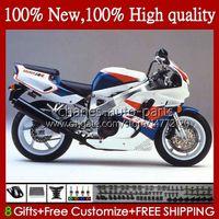 Bodys voor Honda Blue Factory CBR 893RR 900RR CBR893RR 1994 1995 1996 1997 95HC.42 CBR893 CBR900 CBR 900 893 RR CBR900RR 94 95 96 97 FUNLING