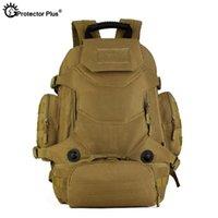 Сумки на открытом воздухе Protector Plus Многофункциональный стиль рюкзака Тактический пушка регулировка спортивной армии высокая емкость 40L 5 цвета