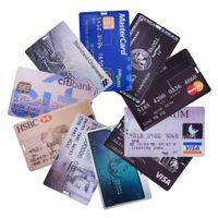 New Credit Bank Card USB Flash Drive 2.0 Custom Logo 4gb 8gb 16gb 32gb 128mb memory Stick Pendrive
