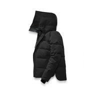 최고 품질 남성 다운 재킷 Veste Homme 야외 겨울 자열 겉옷 큰 모피 후드 fourrure manteau downs 재킷 코트 하버 파크스 Doudoune
