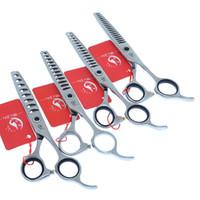 Meisha 5,75 Zoll Japanische Stahlhaar-Ausdünnungsschere Professionelle Salon Haarschnittschere Friseur-Reißwerkzeuge A0160A