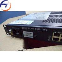 Faseroptikausrüstung F822 GPON oder EPON ONU für ZTE Switch 16 LAN-Ports +16 Sprachkanäle in 1 PSTN-Port Wholesale Preis