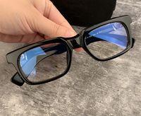 العلامة التجارية النظارات إطار الأزياء الرجعية نظارات البصرية النظارات إطارات للرجال النساء قصر النظر النظارات إطارات مصمم نظارات مع مربع نظارات