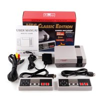 مصغرة تلفزيون محمول لعبة وحدة التحكم ألعاب الفيديو مع 500 ألعاب مختلفة في الألعاب المنزلية الألعاب الألعاب الكلاسيكية