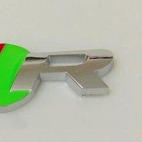 Мода наклейки автомобиля 3D металлический ствола автомобиля стиль укладки автомобиля для Jaguar XF XFR XK XKR наклейки с наддувом