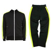 angel Herren Trainingsanzüge Herbst Winter 2 Zwei Stück Trainingsanzüge Solide Reißverschluss Jacke Hoodies Leggings Hosen Jogger Bodysuit Sportswear Womens Sweat S4Z2L