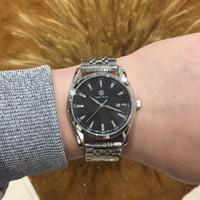 Pablo Raez Whosale Prix neuf manuel Homme en acier inoxydable Retail Retail High-Grade Mâle Luxe Montre-Bracelet Design Horloge Nice Table Dropshipping