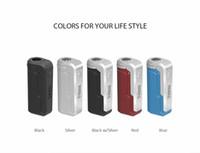 510 Thread Battery Yocan UNI Mod Disposable Electronic Cigarettes Starter Kits Wax Vaporizer Vape Pen 650mah Battery Oil Carts Atomizer