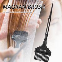 1шт волосы окрашивание раскраски раскраски парикмахерская тонировка волос кисть DIY стиль аксессуары пластиковый цвет смешивания миску для волос sqcrgy