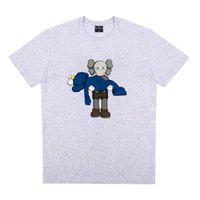Diseñador T Shirts Moda Hombres Camiseta de verano Sesame Street Women Brand T Shirt Tops Unisex de Lujo