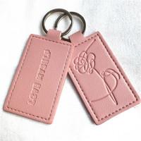 KPOP Keychain الوردي Bangtan بنين الحبل Lanyard Love نفسي سلاسل المفاتيح Rapmonster V Jungkook Jimin Jhope RM Keyring Accessories