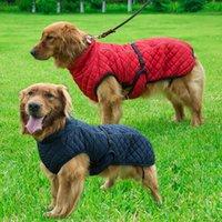 Veste en plein air Veste en plein air Safefey Safey Coffre d'animal de compagnie Vest d'hiver Vêtements de coton chaud pour les grands chiens de milieu JK2012XB