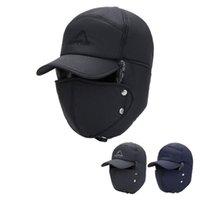 Велоспорт Caps Masks Loogdeel лыжная рыболовная шапка осень зима теплый ветрозащитный шляп открытый спортивный прогулка на открытом воздухе