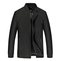 2020 가을 새로운 10XL 8X 칼라 인쇄 색상 대형 자켓 남성 패션 캐주얼 느슨한 브랜드 트렌드 컬러 긴 소매 Mens Jacket1