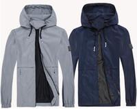 Tasarımcı Erkek Ceket Taş Dağ Coat Sonbahar Windrunner Ceketler Marka Tasarımcısı Spor Rüzgarlık Rahat Ceket Erkekler Giyim Tops Yeni