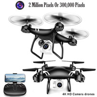 Drone 4K 1080P 720P HD Camera Drones Aircraft Four Axis Air ...