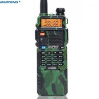 Walkie Talkie Baofeng UV-5R 3800 5W 듀얼 밴드 UHF 400-520MHz VHF 136-174MHZ 양방향 라디오 휴대용 CB 라디오 1