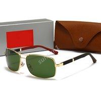 4125 Sunglasses de la marque Aviation rétro Classical Sun Lunettes 5000 Modèle Cadre d'acétate G15 Lentilles Forfaits originaux Design Cat Design Livraison Gratuite H4