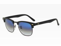Designer Herren Sonnenbrillen Top Qualität Mode Sonnenbrille UV-Schutzobjektive für Mannfrauen mit Ledertasche, Tuch, Boxen, alles!