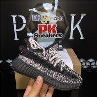 Top Quality Kid Designers Chaussures 3M Statique Reflective Enfants Entraîneurs Sneakers Tail Boy Garçon Enfants Enfants Enfants Plafond Running Formateur avec boîte