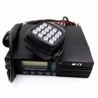 Haute Puissance MyT DM8000 / DM-8000 VHF 136-174MHz Radio mobile / voitures 50W Long Talke Gamme Walkie Talkie / Deux voies radio pour la course