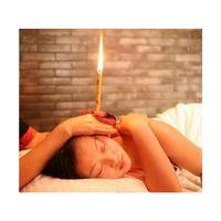 Terapia de alta calidad 1000pcs Terapia Natural Beewax Oreja Velas Adornos Carpas Indian Theraphy Ear Candle TCM T Sqcyos Bdenet