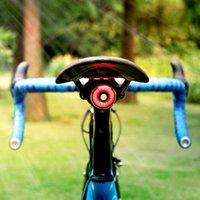 Bike Lights Smart Tail Light Ultra Hell Wiederaufladbarer AUTO ON AUS Wasserdichter LED Fahrrad Hohe Intensität Hinterer Zubehör