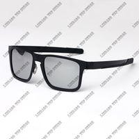 Mode Polarisierte Sonnenbrille Männer Frauen Marke Angeln Sonne Glas UV 400 Metall Rahmen Angeln Sonnenbrille 4123 Sport Eyewear Tauchen Gläser