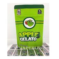 Apple Gelato Sac à dos Boyz Pippen 33 Cookies 3.5G Petits Sacs Mylar Sacs Custom Pouch Soulier Sac à odorat Sac Ziplock Hologramme Sticker