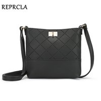 Hbp Reivcla Novo Crossbody Bags para Mulheres Handbag Designer Xadrez Ombro