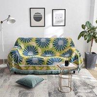 Svetanya 두꺼운 가구 소파 커버 의자 수건은 담요 바닥 깔개 카펫 매트 침대 coverlet1