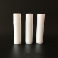 5g cosmetico vuoto chapstick labbra lucido rossetto tubo balsamo e tappi contenitore nero bianco chiaro colore ewf1227 172 k2