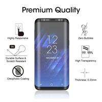Pour Samsung Galaxy I8262 Core2 S2 S8 Plus Grand Max G7200 J2 J200F Téléphone Collaine Tempéra Glass Screen Protecteur Protecteur Protecteur