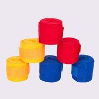 손목 지원 1 쌍 손으로 코튼 보호용 - Sanda에 대한 포장 벨트