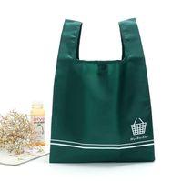 Yüksekliği Kaliteli Alışveriş Çantası Kadın Seyahat Omuz Saklama Torbaları Eko Naylon Kullanımlık Alışveriş Çantaları Çiçek Meyve Sebze Saklama Tote Çanta
