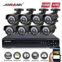 الصفحة الرئيسية نظام CCTV 8CH 1080P في الهواء الطلق للماء الأمن نظام كاميرا 8 قناة AHD-L 960H DVR CCTV كاميرا فيديو كيت 1
