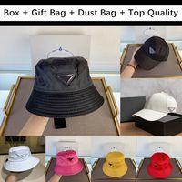 Para un regalo con caja de regalo bolsa de polvo para hombre bolsa de bolsas gorras de cucharón gorra de béisbol gorra de golf snapback beanie skull taps tigazos alza de la mejor calidad