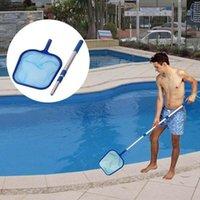 Piscina Red Hoja Skimmer Pole Net Spas Tool Tool Summer1