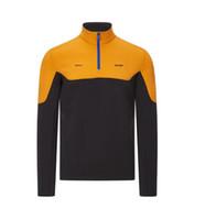 Suéter de motocicleta, traje anti-caída del jinete, entrega de velocidad, absorción de humedad y calidez, suéter de vellón de carreras, cremallera Cardigan Hoodie