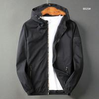 2021 chaqueta hombres a prueba de viento Spring de otoño chaquetas para hombre Slim 2021 Casual Thin Coat Chaqueta de los hombres