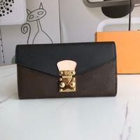 Projeto de alta qualidade carteiras womens carteira moeda bolsa bolsa dupla zippy carteira pallas carteiras de dobra o titular do cartão de passaporte mulheres bolsa chave vermelha